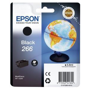 Ink Cartridge 266 Black For Wf-100w Rf+am