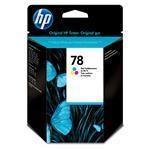 Ink Cartridge No 78 Tri-colour (19ml)