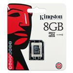 8GB Micro sdhc Class 4 Flash Card Single Pack Without Adapter