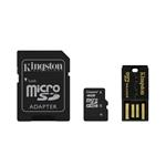 4GB Multi Kit / Mobility Kit (sdc4/4gb, Mrg2, With Microsd To Sd Adapter)