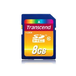 Transcend Sdhc 8GB Class 10