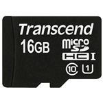 Transcend 16GB Micro sdhc Class 10 Uhs-1 With Adapter