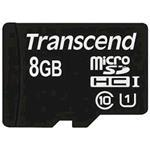 Transcend Micro Sdhc 8GB Class 10 Uhs-i 300x Without Adapter