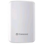 Transcend Storejet 25d3 1TB SATA 2.5in USB3.0 White
