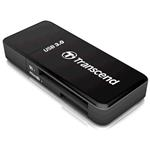 Transcend Rdf5 Sd/micro Sd Card Reader USB 3.0 White