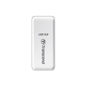 Transcend Rdf5 Sd/micro Sd Card Reader USB 3.0 White