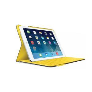 Fabricskin Keyboard Folio For iPad Urban Grey Qwerty Uk
