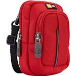 Compact Camera Case With Storage Red