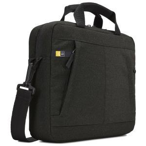 Huxton Laptop Bag 15in Attache Black