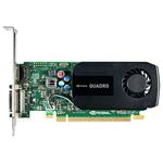 NVIDIA Quadro K620 2GB Half Height (dp Dl-DVI-I) (1 Dp To Sl-DVI Adapter) (kit)