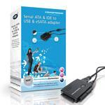 SATA & Ide To USB Adapter (csatai23u)
