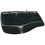 Natural Ergo Keyboard 4000 USB For Business German Qwerty