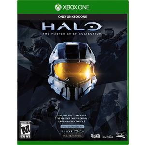 Halo Master Chief Collection Xbos One En/eu