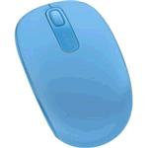 Wireless Mobile Mouse 1850 Cyan Blue