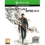 Quantum Break Xbox One Dutch Emea Pal Blu-ray