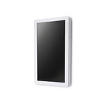 White Indoor Cabinet For 40 Xs-series