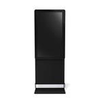 "Nec 55"" Single Black Indoor Totem"