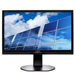 Monitor LCD 21.5in 221b6qpyeb 1920x1080 LED Backlit Black