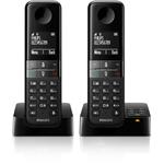 Cordless Phone With Answering Machine - D4552b