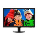 Monitor LCD 24in 243v5lhsb 1920x1080 LED Backlit