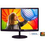 Monitor LCD 21.5in 227e6ldsd LED Backlit 1920x1080