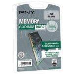 Memory 2GB SoDIMM Pc2-6400 DDR2 800MHz 667MHz