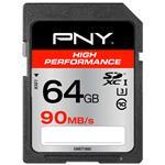 Sdhc High Performance 64GB Class 10 U1 R 90mb/s W 40mb/s