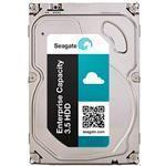 Seagate Enterprise Capacity 3.5 Hdd 4TB 3.5in 7200rpm 128MB 6gb/s SATA