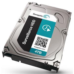 Hard Drive Surveillance 6TB 7200rpm SATA 6gb/s Ce 128MB 3.5in 24x7 Black
