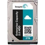 Hard Drive Enterprise Capacity 2TB 4knative 7200rpm 128MB 2.5in SAS 12gb/s 24x7 Long-term