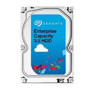 Seagate Enterprise Capacity 6TB SAS Sed 3.5in 6gb/s 128MB