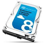 Hard Drive Enterprise Capacity 8TB 3.5in SAS 256MB 7.2k
