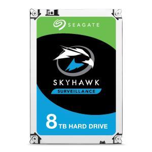 Hard Drive Skyhawk 8TB Surveillance 3.5in 6gb/s SATA 256MB