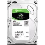 Hard Drive Barracuda 3TB With Secure 3.5in 6gb/s SATA 256MB Ise