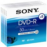 Dvd-r Media Mini 1.4GB Single Sided 5pk