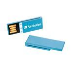 Clip-it USB Drive 8GB White
