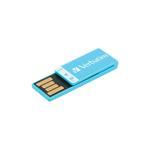 Clip-it USB Drive 8GB Blue