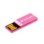 Clip-it USB Drive 8GB Rosa