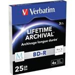 M-disc Bd-r 4x 25GB Matt Silver 3-pk