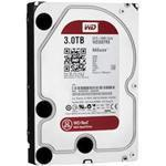 Nas HDD Wd Red 3TB 3.5in SATA 3 5400Rpm 64MB 20 Pk