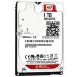 Nas HDD Wd Red 1TB 2.5in SATA 3 Intellipower 16MB