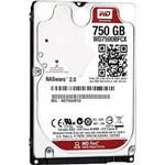 Nas Hdd Wd Red 750GB 2.5in SATA 3 Intellipower 16MB