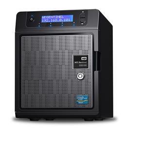 Ultra Compact Storage Plus Server Sentinel Ds5100 8TB 4x 2TB SATA 2