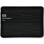 My Passport Ultra 1TB 2.5in Black USB 3.0 With Pouch