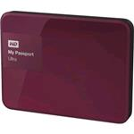 My Passport Ultra 1TB 2.5in Berry USB 3.0 With Pouch