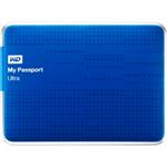 My Passport Ultra 2TB 2.5in Blue USB 3.0 With Pouch