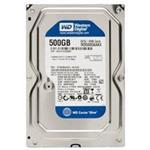 Hard Drive Wd Blue 500GB 3.5in SATA 5400rpm 64MB Buffer