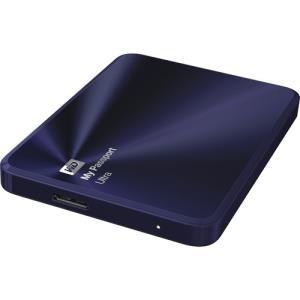 My Passport Ultra 3TB 2.5in Metal Blue / Black USB 3.0