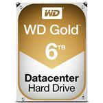 Hard Drive WD Gold 6TB 3.5in 6gb/s SATA 7200rpm 128MB Buffer