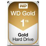 Hard Drive WD Gold 1TB 3.5in SATA 3 7200rpm 128MB Buffer
